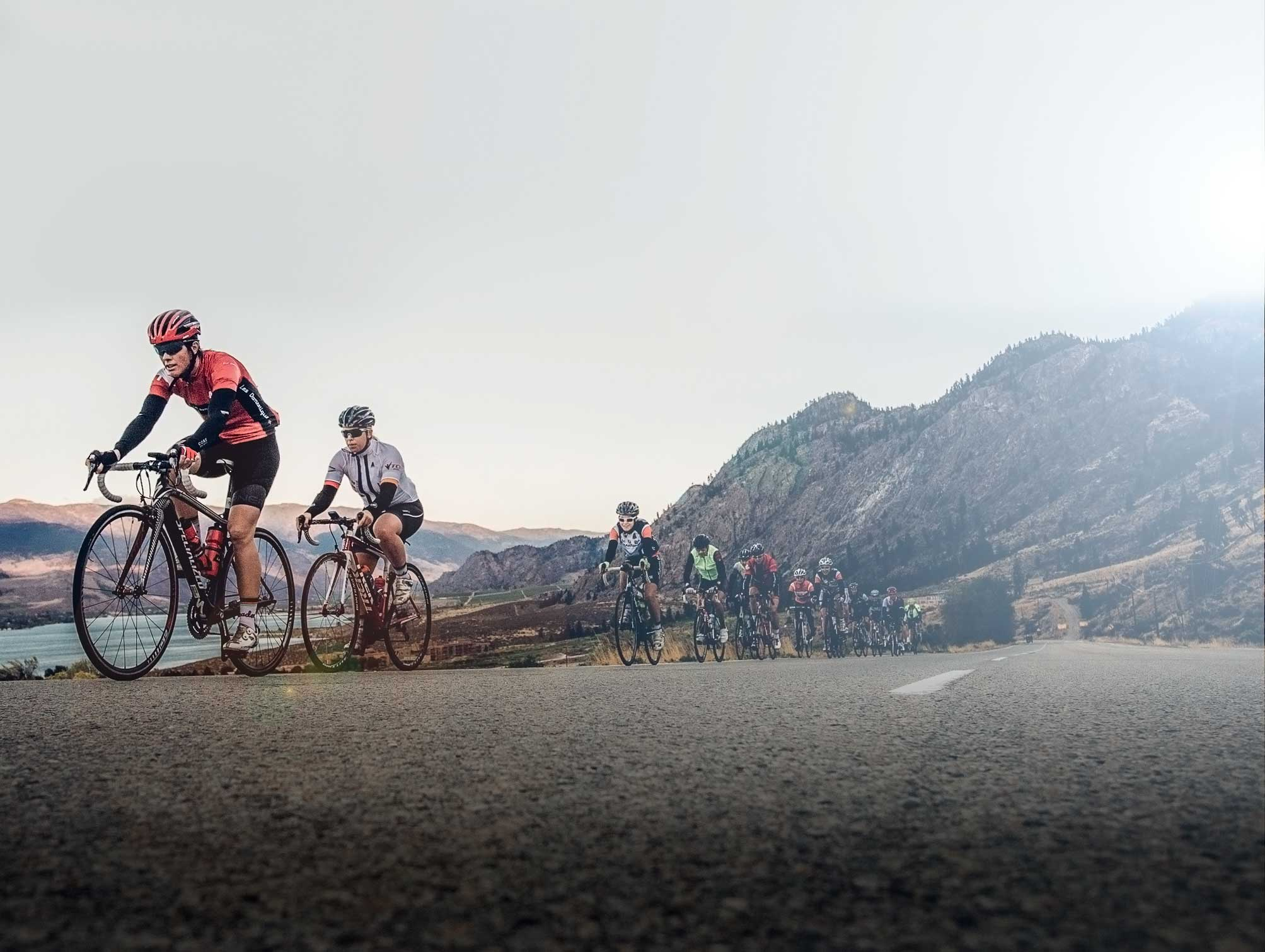 An epic three day stage ride in The Okanagan